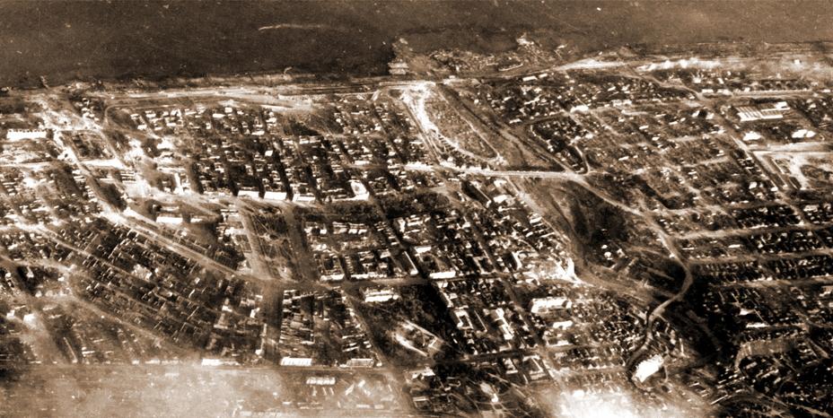  - Неизвестный Сталинград:Городской сад   Военно-исторический портал Warspot.ru