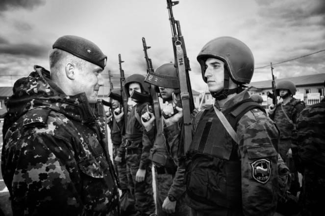 Краповые береты: элита спецназа