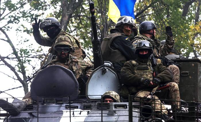 Блицкриг для Новороссии. Партия войны в Киеве рассчитывает захватить Донецк за 2-3 дня