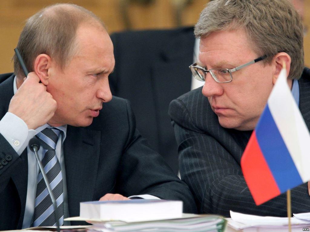 Кудрин и Путин