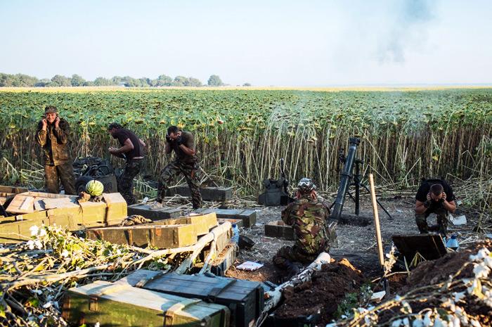 Приказ № 227 и украинский «полморсос». Чтобы остановить развал  армии, Киев намерен разрешить расстрелы солдат на месте