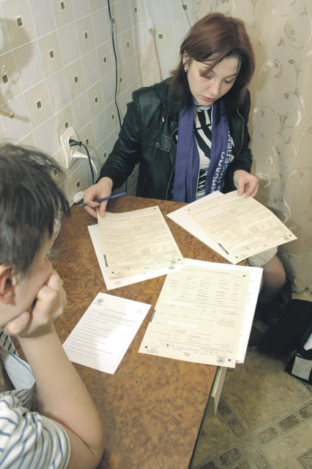 Во время прошлых переписей населения далеко не каждому жителю РФ удалось лично встретить переписчика.Фото Интерпресс/PhotoXPress.ru