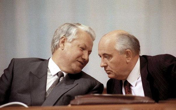 Как Горбачев создал искусственный дефицит еды