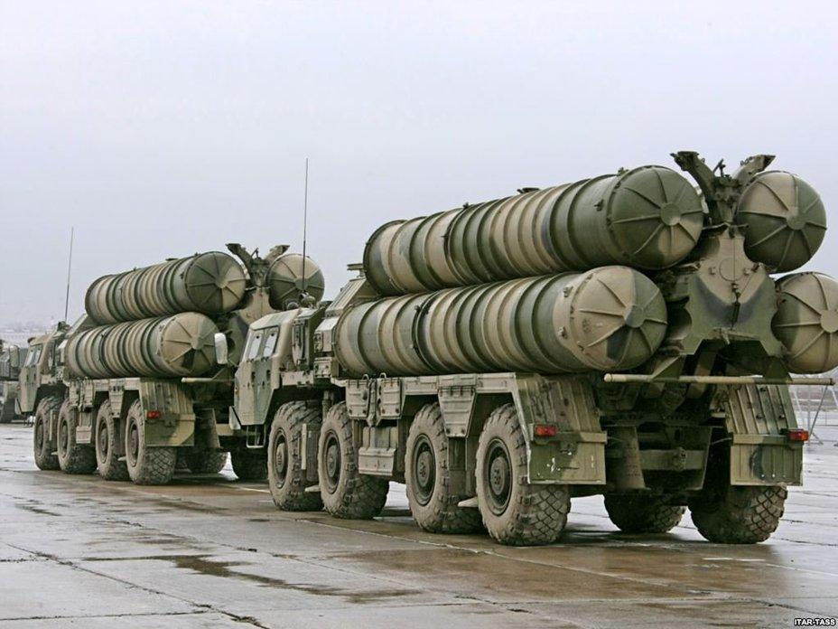 Ракетные комплексы С-300 и боевая авиация ВС РФ будут работать в единой сети wartelegraph.ru - Российская система ПВО станет единым целым   Военно-исторический портал Warspot.ru