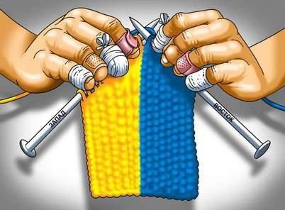 Риски Украины