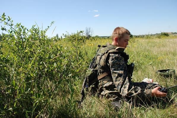 20-летний герой-ополченец: «Я воюю за то, чтобы мамы не умирали…»