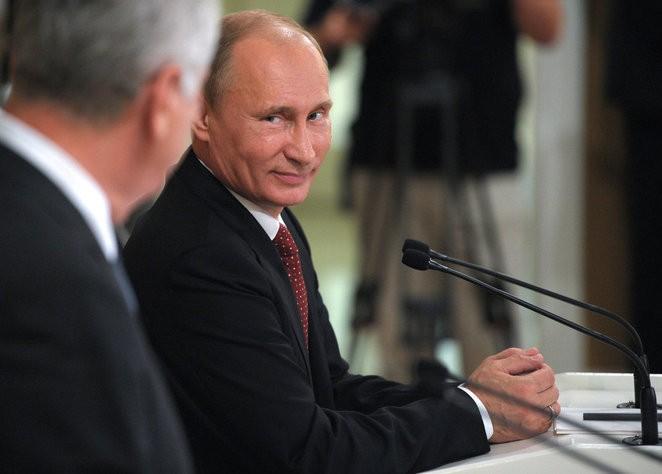 Друзья, не думайте, что Путин глупее вас!