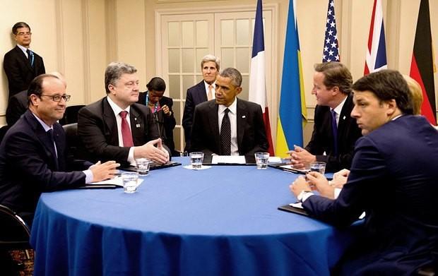 США и ряд стран ЕС высказались за децентрализацию власти на Украине