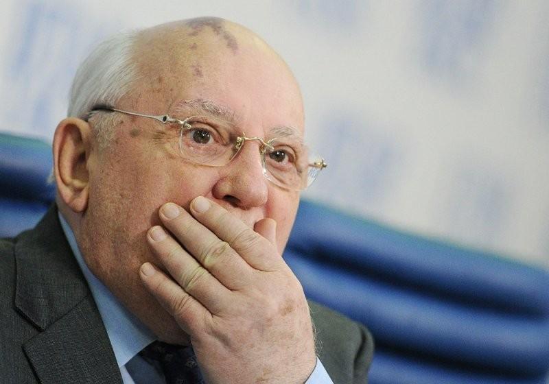 Горбачёва подменили?