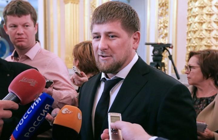 """Кадыров: """"Исламским государством"""" руководят западные спецслужбы"""