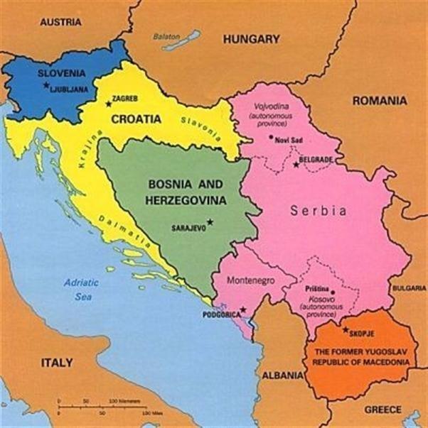 Балканы в долговой тюрьме США