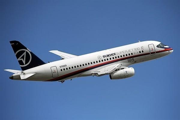 Таиланд подписал контракты на покупку трех самолетов Sukhoi Superjet 100