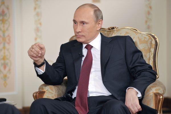 Интервью Владимира Путина индийскому информационному агентству PTI
