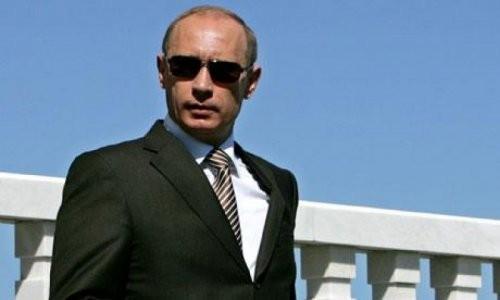 AFP: Владимир Путин - Человек 2014 Года
