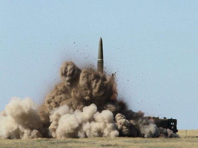 В Крыму могут разместить ядерное оружие