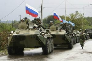 Российским войскам разрешили войти на территорию Украины