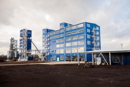 В Ростовской области открылся самый крупный в России завод по производству комбикормов