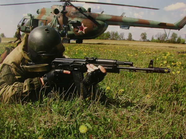 Новые автоматы АК-12 и А-545 приняты на вооружение