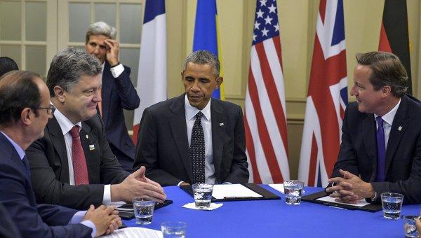 Запад не прочь переиграть Вторую мировую войну