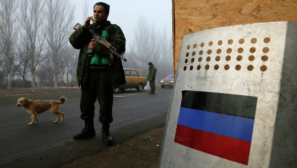 Южная Осетия и ДНР в начале 2015 года намерены установить дипотношения
