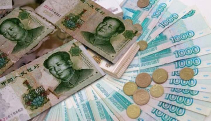 Китай запускает свопы на российский рубль