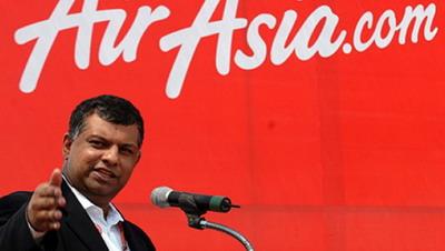 Директор AirAsia продал свои акции в авиакомпании за несколько дней до исчезновения малазийского самолёта