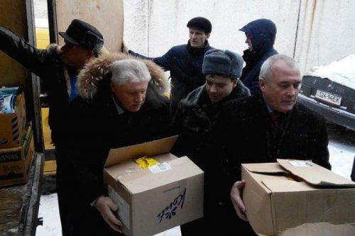 Бывшей Украины уже не будет, а Россия никогда не бросит провозглашенные республики - Миронов