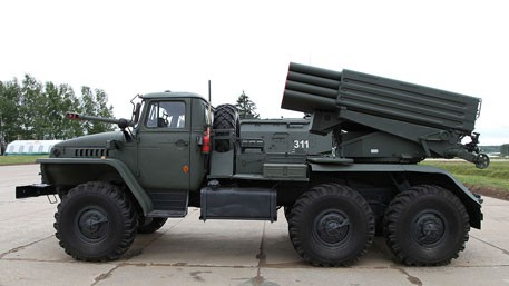 Убойная десятка: новинки российской армии 2014 года