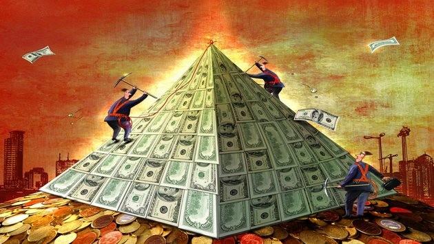 Мировая долларовая система. Это уже похоже на агонию