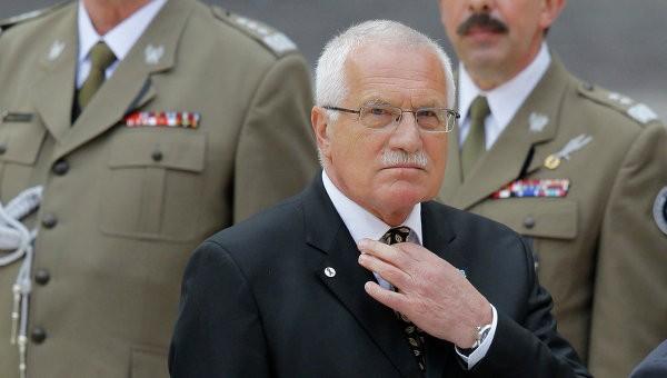 Экс-президент Чехии: Крым всегда был частью России