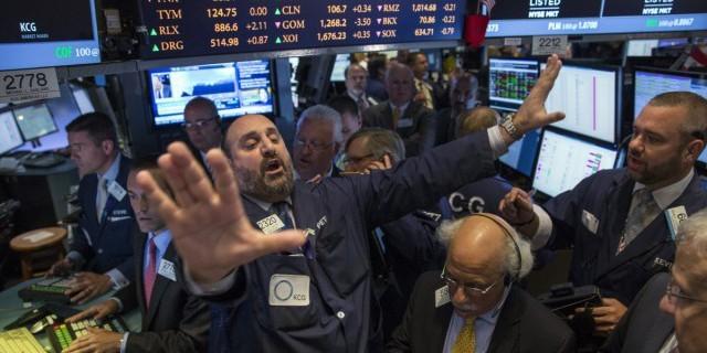 Фондовый рынок США вскоре может рухнуть на 50%