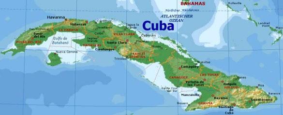 Русский корабль спецразведки открыто пришел на Кубу к визиту дипломатов США