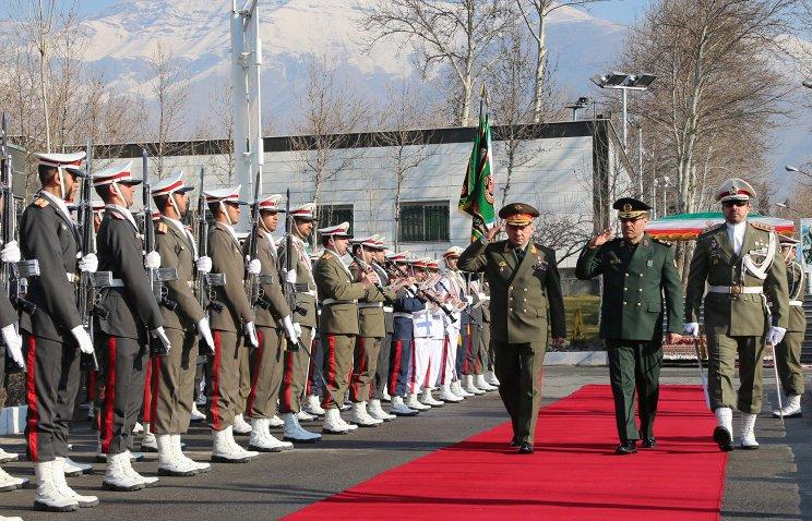 Минобороны Ирана: РФ и Исламская Республика объединят усилия по сохранению международной безопасности