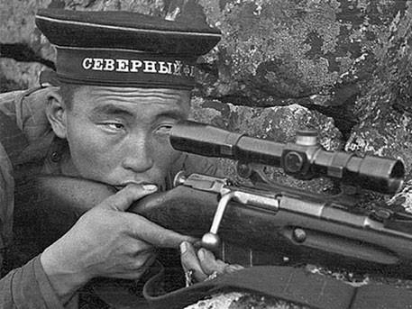 Самые меткие из людей. История русских снайперов