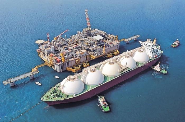 Газовая ловушка для ЕС