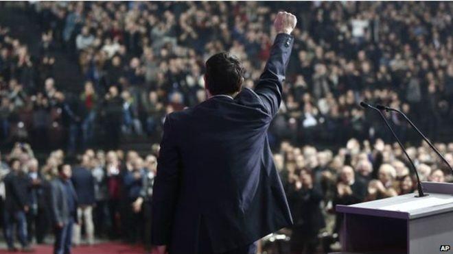 Европу здорово тряхнёт в 2015 году