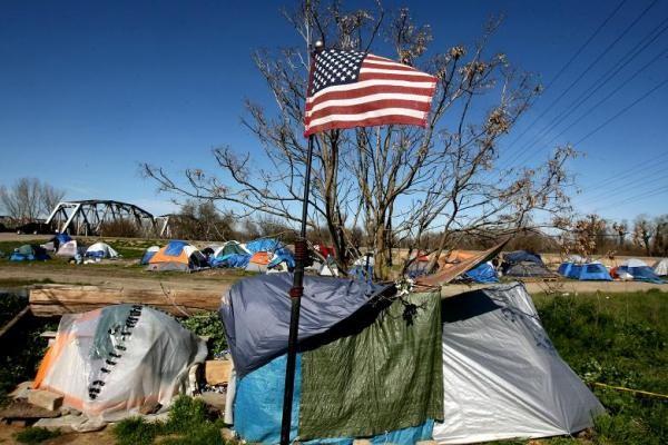 Беднеющая Америка, или о чём молчит Барак Обама