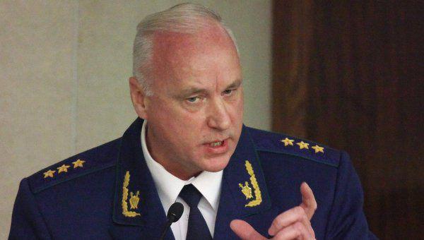 Глава СКР Александр Бастрыкин предложил отказаться от приоритета международного права над национальным