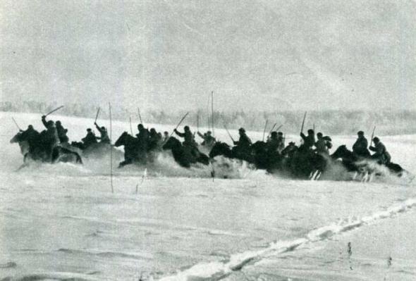 Забытые сражения. 1942 год, Котельниково. Подвиг 4-го кавкорпуса