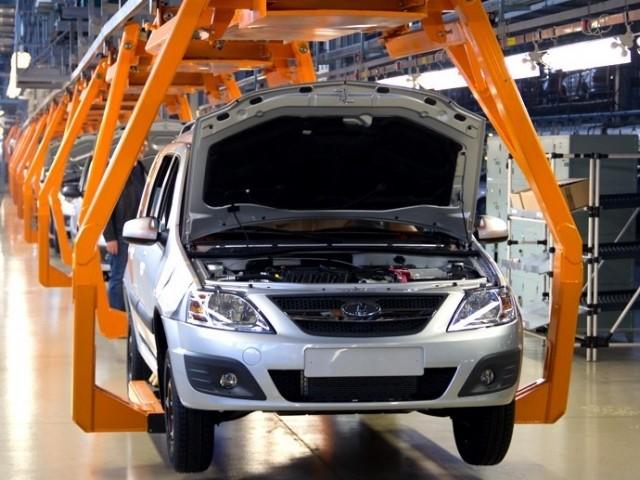 Спасибо санкциям за это: продажи АвтоВАЗа за месяц увеличились на 16%