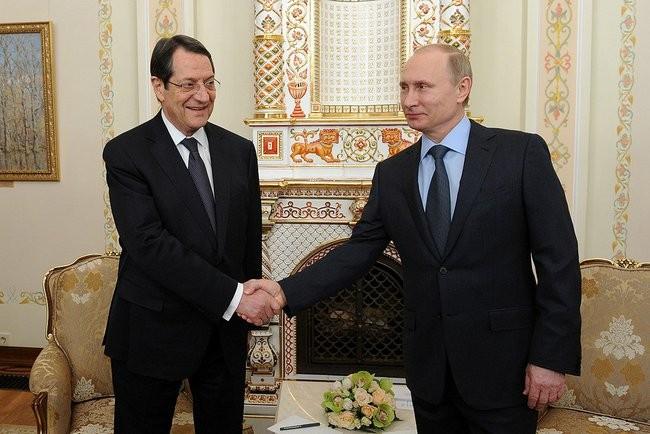 Президент Кипра приедет на парад Победы в Москву вопреки недовольству ЕС