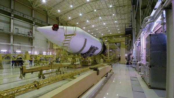 Стоимость создания сверхтяжелой российской ракеты удалось снизить в десять раз