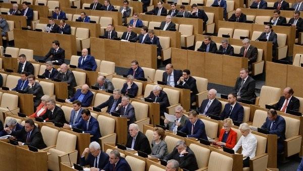Президенту РФ могут дать право не платить долги введшим санкции странам