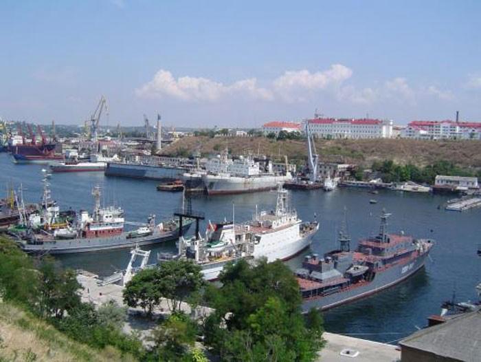 В порт Севастополя инвестируют 7 млрд руб.