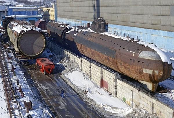 Первую советскую атомную подлодку решено превратить в музей