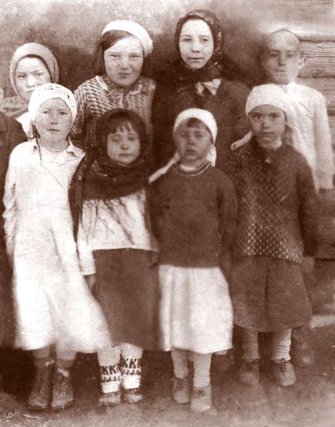 Делить с землей тепло и стужу…  Женщины, подростки и старики кормили страну и фронт