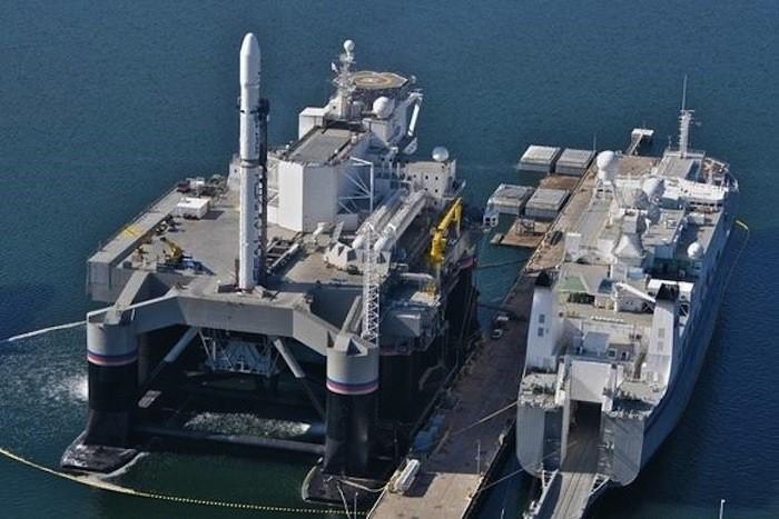 Рогозин перехватил у Украины инициативу в развитии бразильского плавучего космодрома
