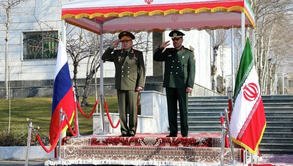 """Политолог: Россия, Китай и Иран создают евразийскую """"Антанту"""""""