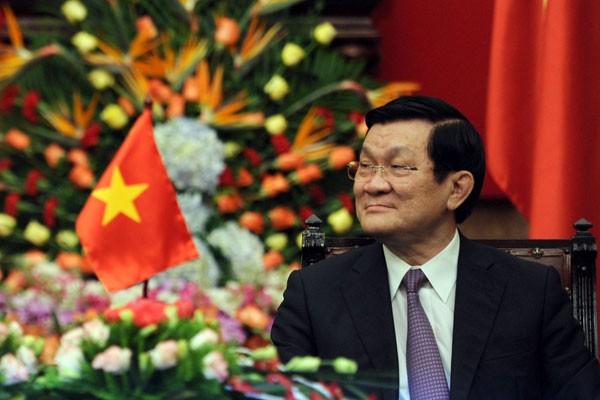 Глава Вьетнама посетит Москву по случаю 70-летия Победы
