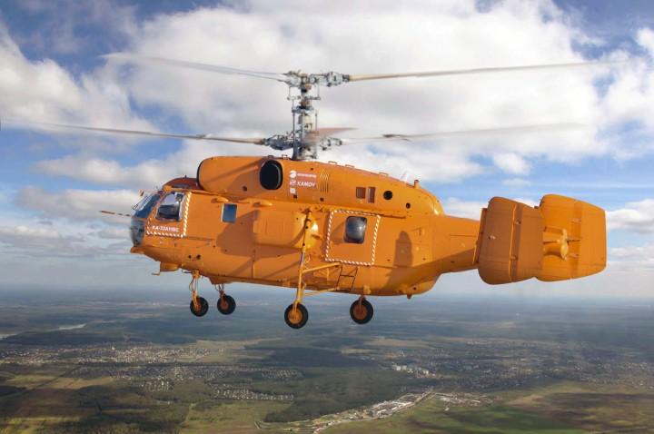«Вертолеты России» представляют серийные и перспективные модели на выставке SITDEF 2015 в Перу